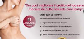 Crema seno volumizzante Senup: la migliore?
